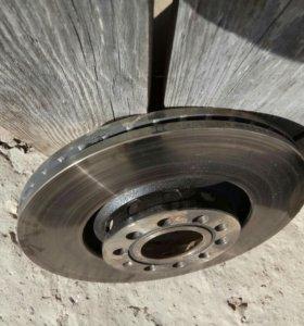 Тормозные диски на Ауди а6