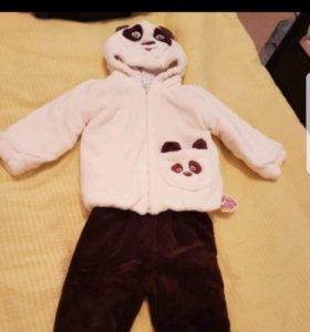 Детская куртка и штаны, новый комплект