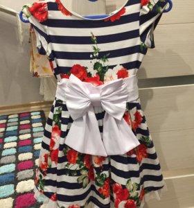 Платье 👗 на девочку.