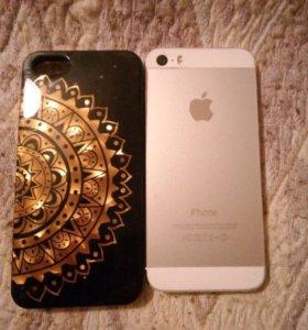 iPhone 5s Бельй