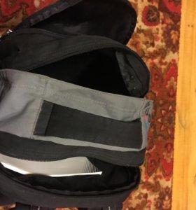 Рюкзак, ортопедическая спинка, в хорошем состоянии