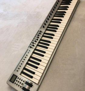 Клавиатура midi M-Audio Evolution MK461C