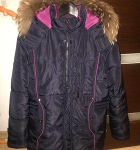 Куртка для мальчика зима