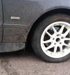 Комплект дисков на BMW