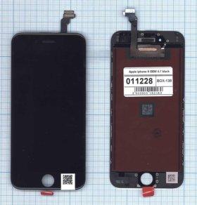 Дисплей на iPhone 4s/5/5c/5s/6/6+/6s/6s+/7