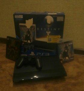 Продам PS3 SUPER SLIM 500GB - PLAYSTATION 3(PS 3)