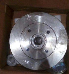 Тормозные диски на пежо-308-07