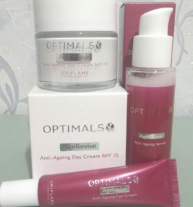 "Серия ""Optimals Age Revive"" 35+"
