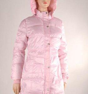 Пальто на синтэпоне новое