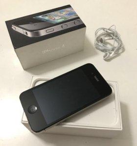 iPhone 4 16gb black📱