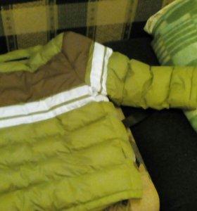 Куртка зимняя ,тёплая.
