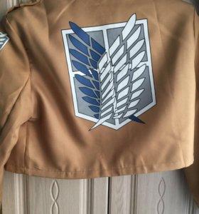 """Куртка """"Атака Титанов"""""""