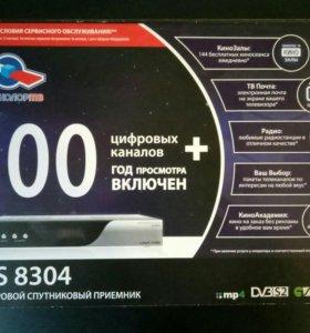 ТРИКОЛОРТВ GS 8304