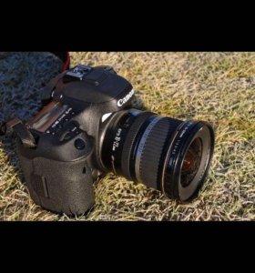 Canon 7D eos kit