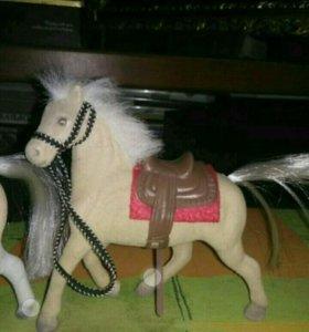 Лошадки (2 шт)