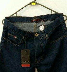 Новые джинсы Pierre Cardin