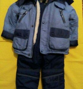 Куртки для мальчика.