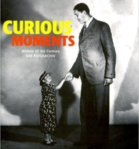 Curious moments. Archive of the century