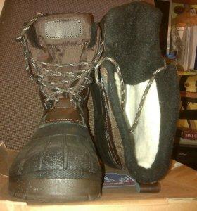 Обувь зимняя 45 р-м