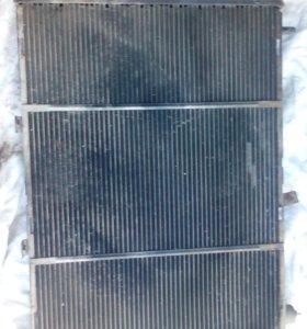 Газ3110 Радиатор,печка,электро вентилятор
