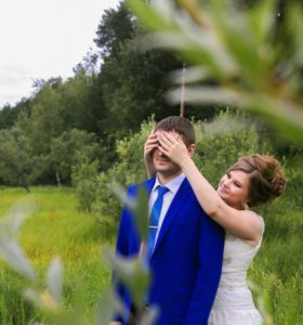 Сургут . Свадебный фотограф