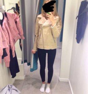 Куртка-дублёнка нм