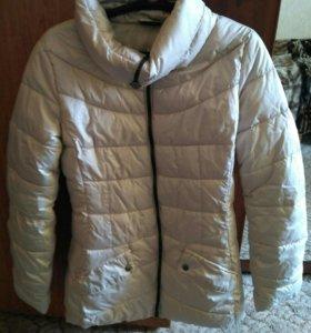 Куртка осенняя 44-46 размер