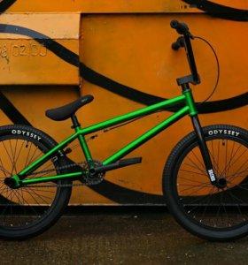 Ремонт велосипедов:bmx