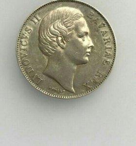 Талер 1871 года