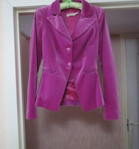 Итальянский бархатный пиджак Pinko ( оригинал)