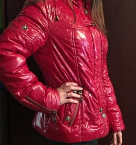 Куртка женская зимняя 48р
