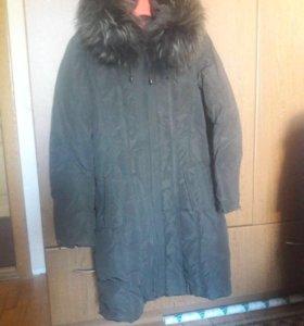 Зимнее пальто(женское)