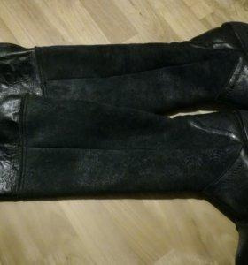 Новые зимние сапоги,39-40 размер