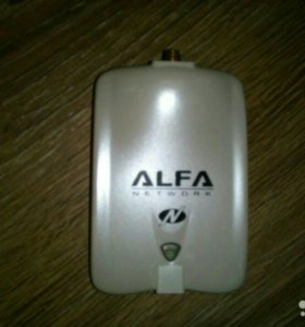 Usb wifi адаптер alfa awus036NHR