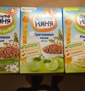 Продажа/обмен на творог или молоко Агуша