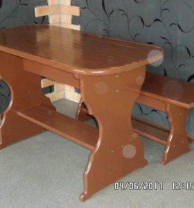 стол из масива