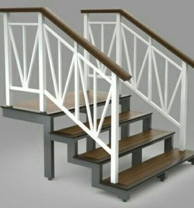 Лестницы Тутаев