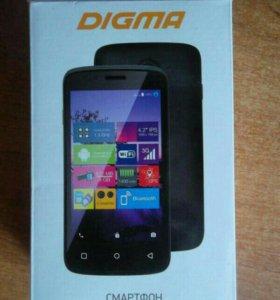 Смартфон DIGMA LINX A420 3G