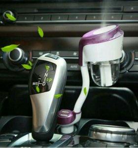 Увлажнитель,ароматизатор в авто.