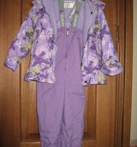 Демисезонные куртка и комбинезон kerry