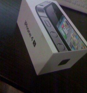 Коробка от Iphone 4s на 16GB