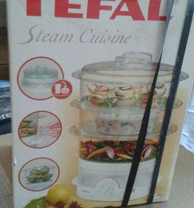Пароварка Tefal steam cuisine новая