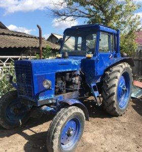 Трактора мтз-80