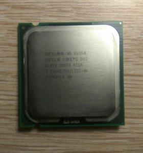 Процессор Intel Core2Duo E6550