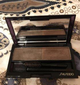 Тени для бровей shiseido