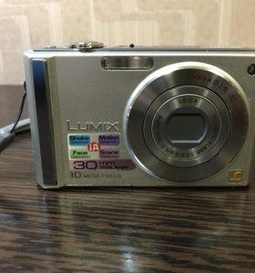 Фотоаппарат panasonic lumix de-a40