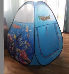 Палатка в идеальном состоянии