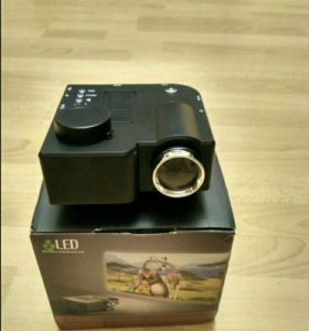 Светодиодный LED проектор MiX-06