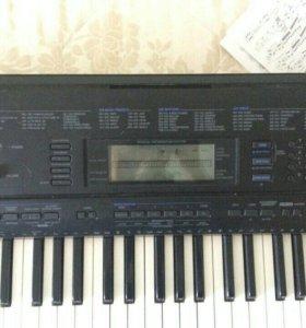 Синтезатор Casio CTK - 5000