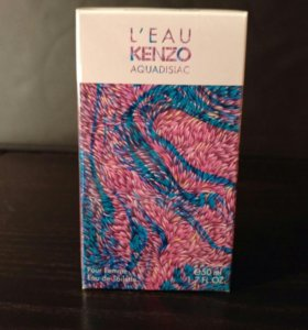 Kenzo L'Eau Kenzo Aquadisiac, туалетная вода, 50мл